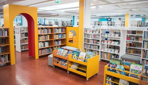 BTJ-Finland, Kankaanpään Kirjasto